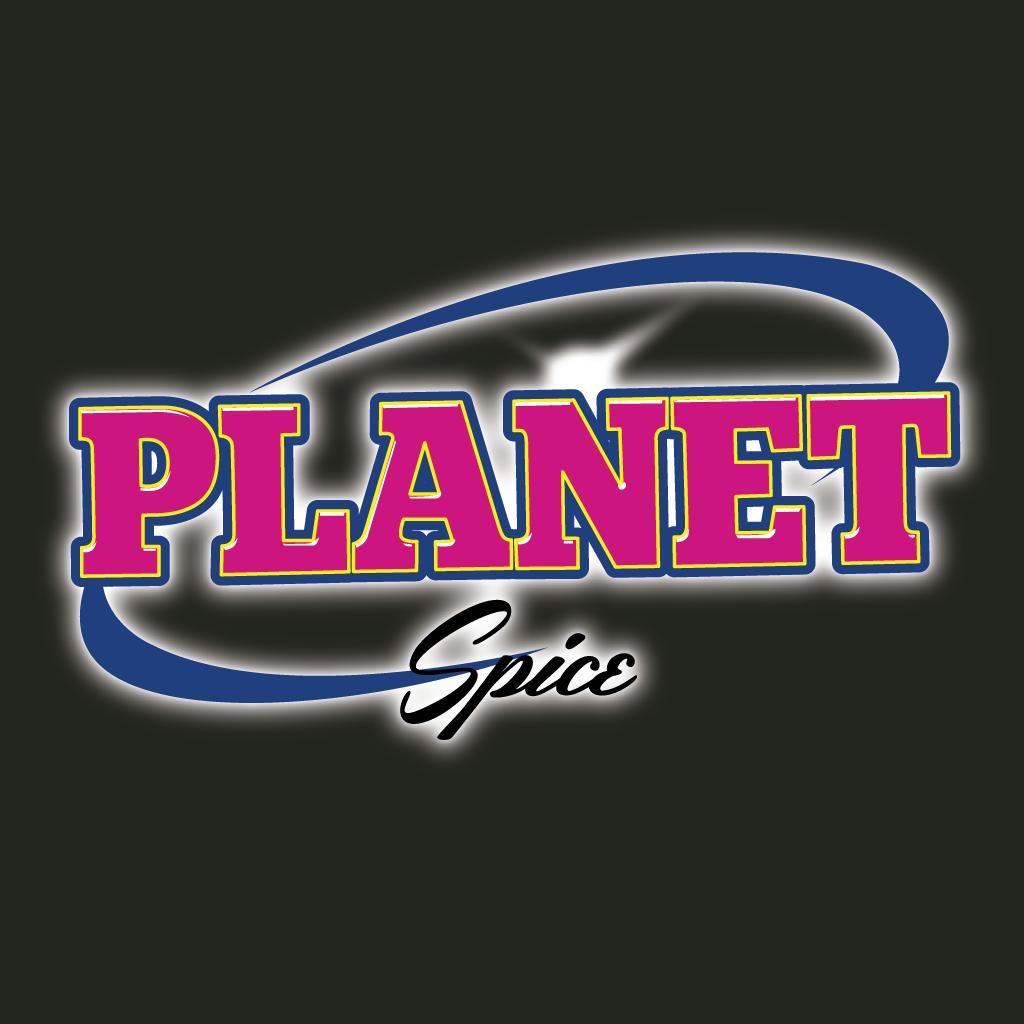 Planet Spice  Online Takeaway Menu Logo