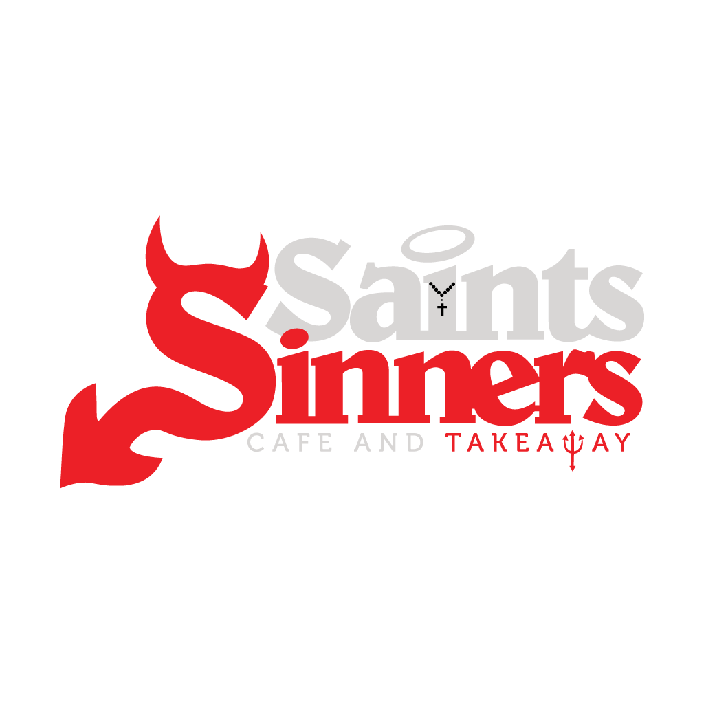 Saints & Sinners Online Takeaway Menu Logo