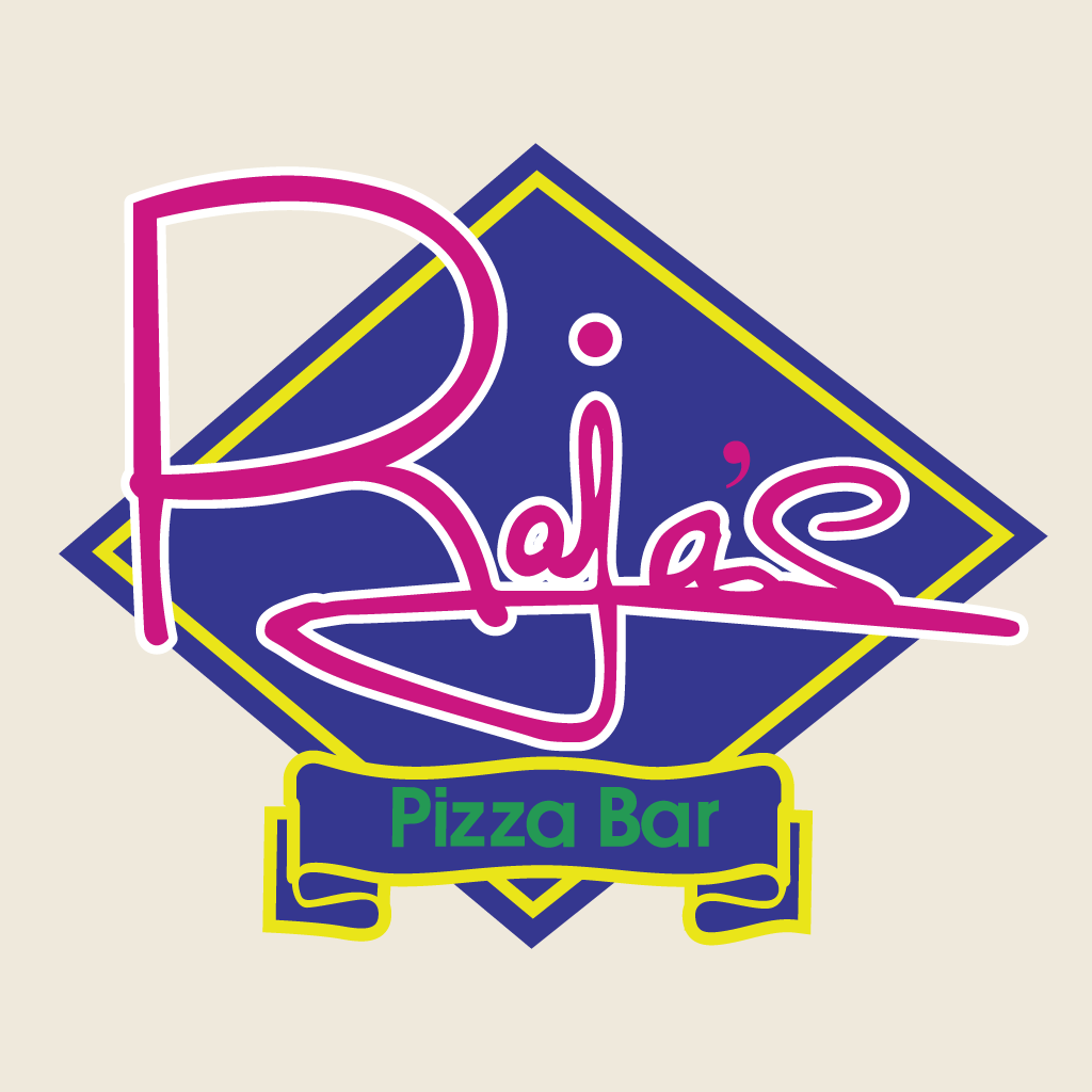 Rajas Pizza Bar  Online Takeaway Menu Logo