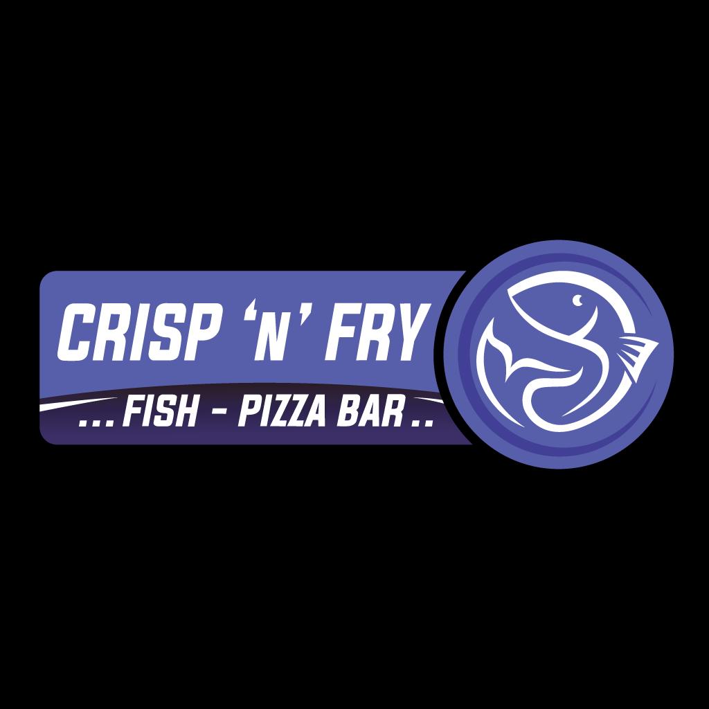 Crisp N Fry Online Takeaway Menu Logo
