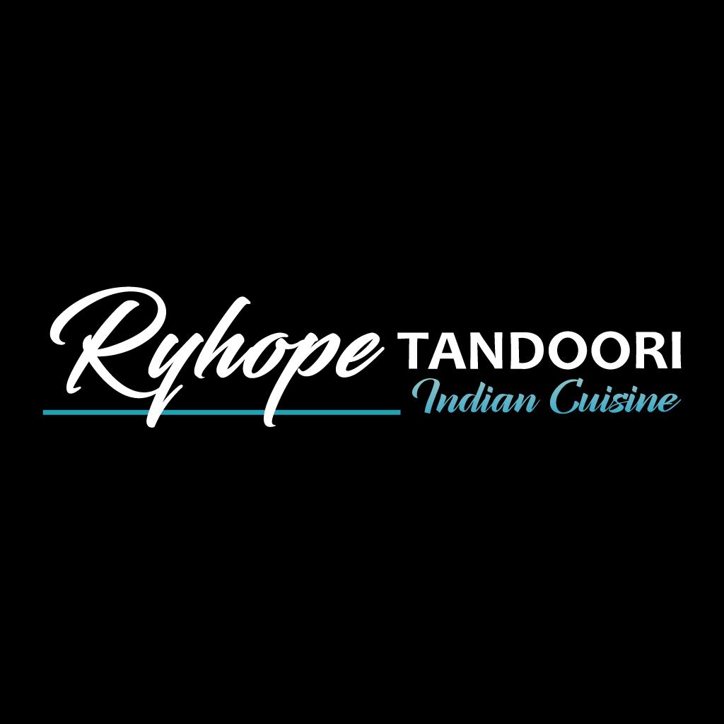 Ryhope Tandoori Online Takeaway Menu Logo