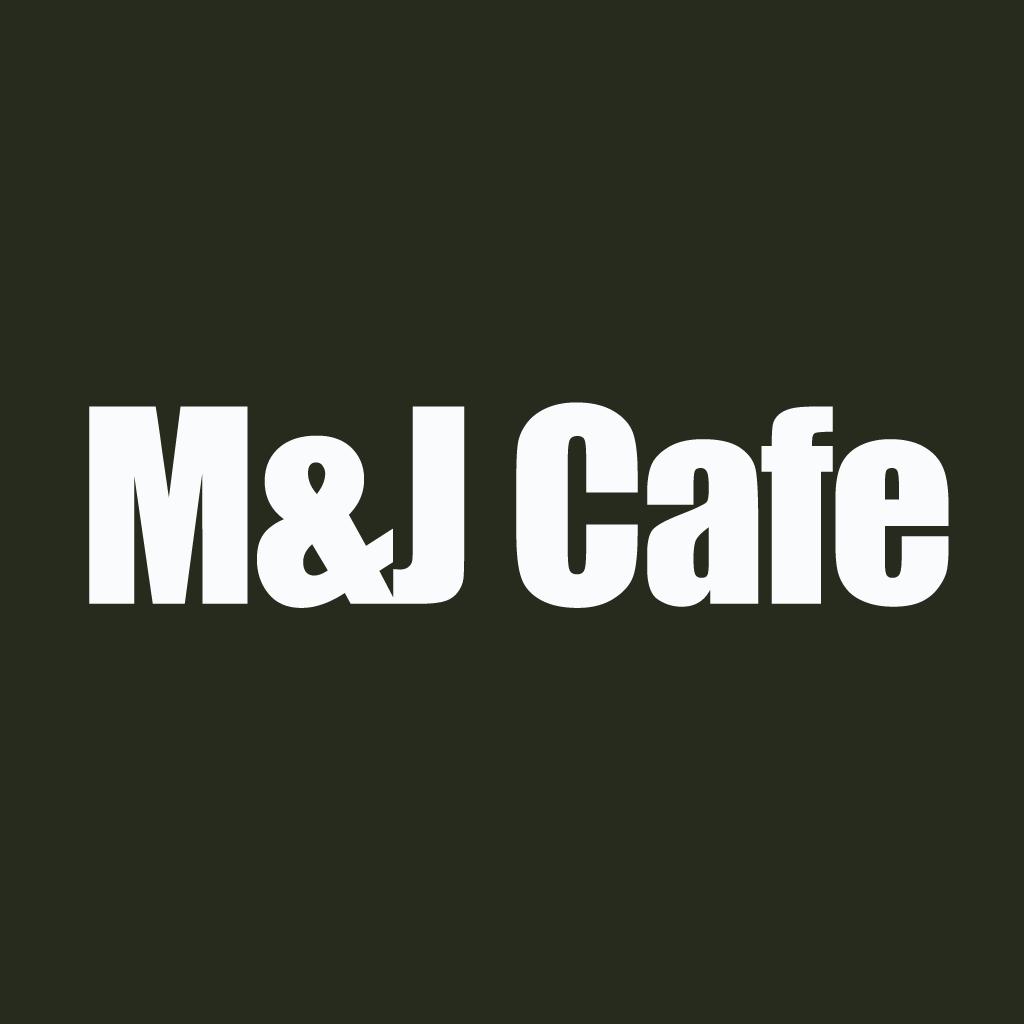 M & J Cafe Online Takeaway Menu Logo