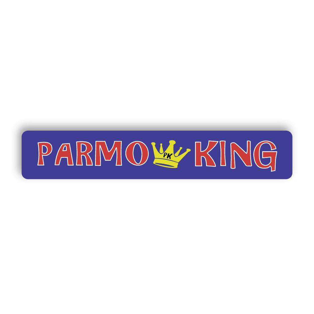 Parmo King Online Takeaway Menu Logo