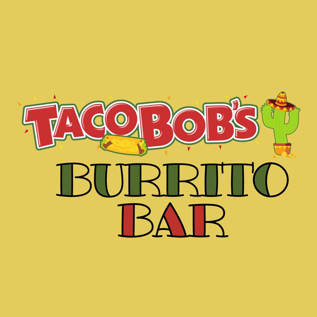 Taco Bobs Burrito Bar Online Takeaway Menu Logo
