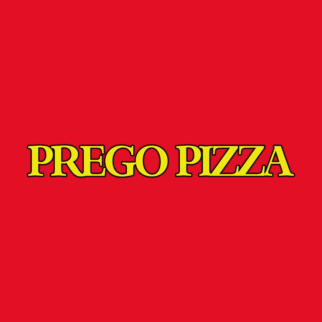 Prego Pizza  Online Takeaway Menu Logo