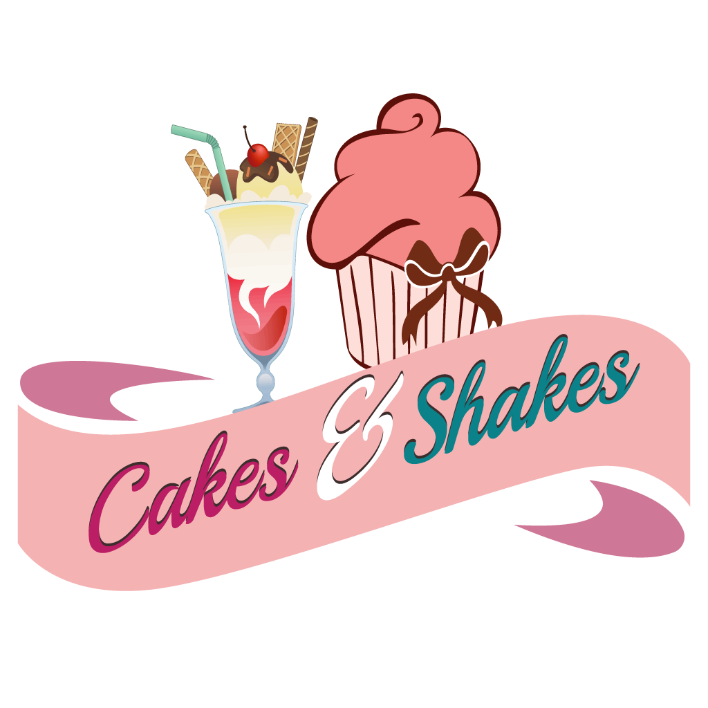 Cakes and Shakes  Online Takeaway Menu Logo