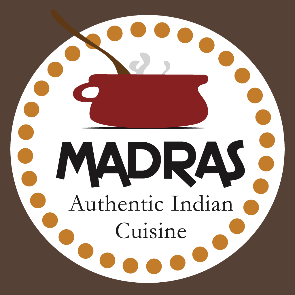 Madras Indian Cuisine Online Takeaway Menu Logo