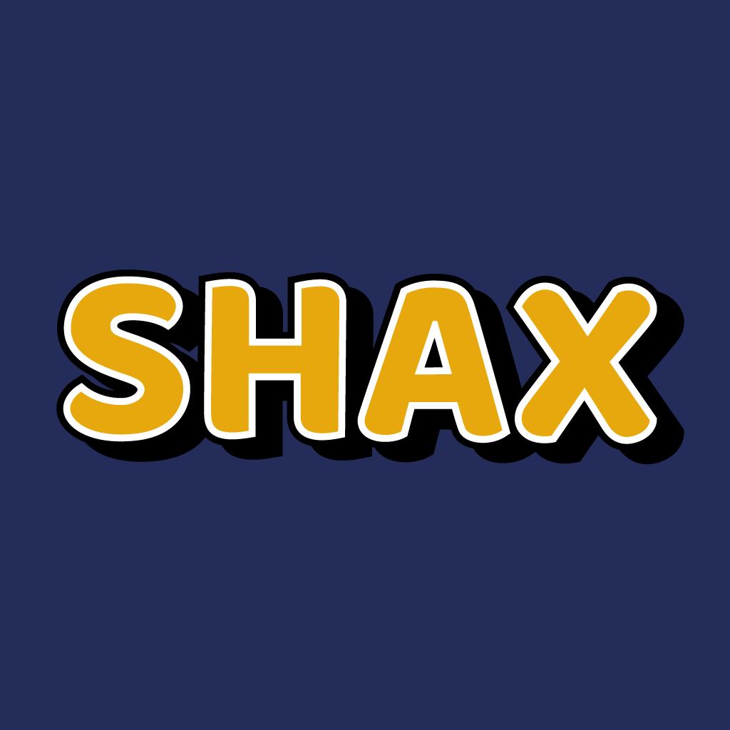 Shax Online Takeaway Menu Logo