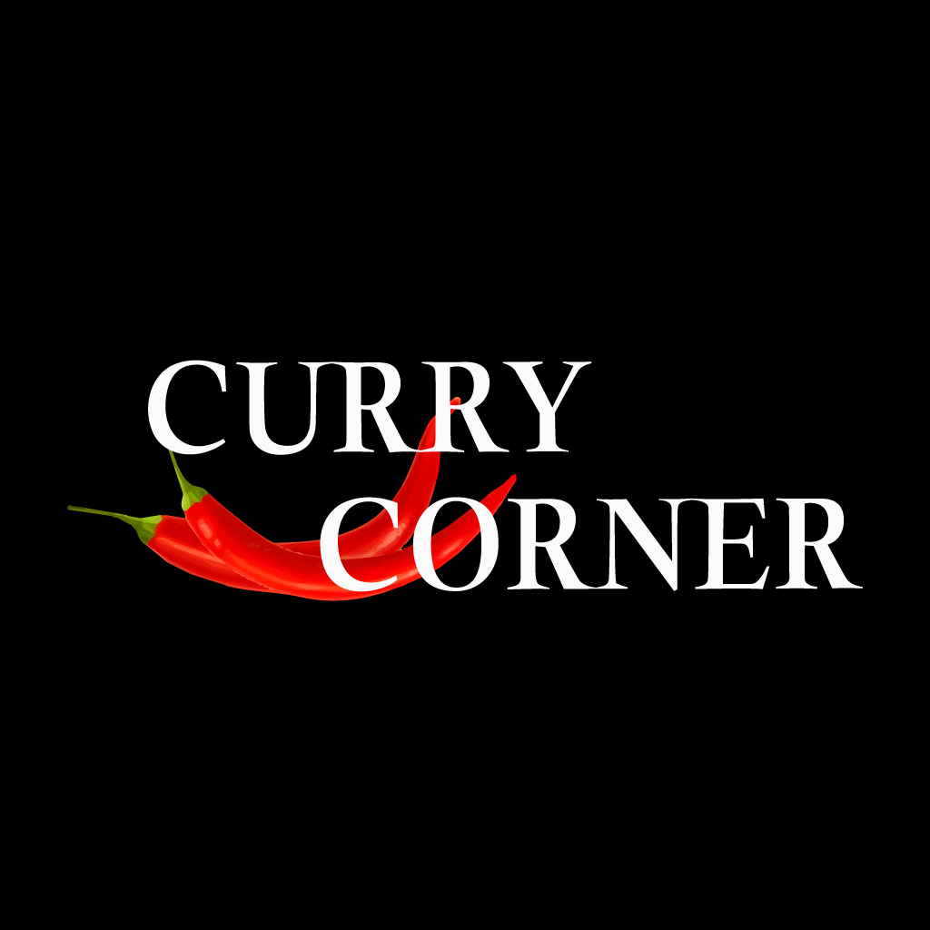 Curry Corner Online Takeaway Menu Logo