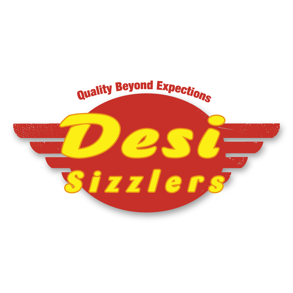 Desi Sizzlers Online Takeaway Menu Logo