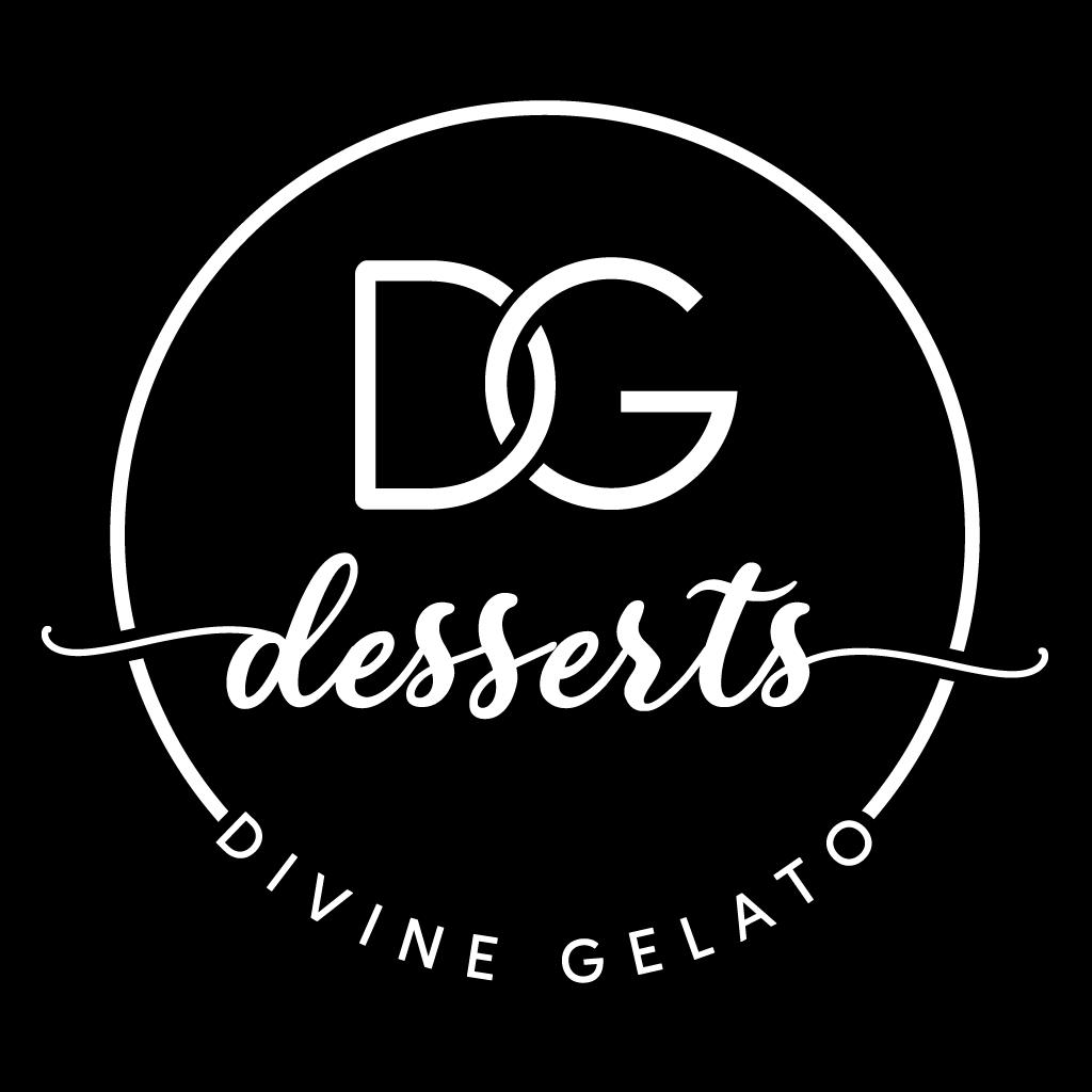 Divine Gelato Factory  Online Takeaway Menu Logo