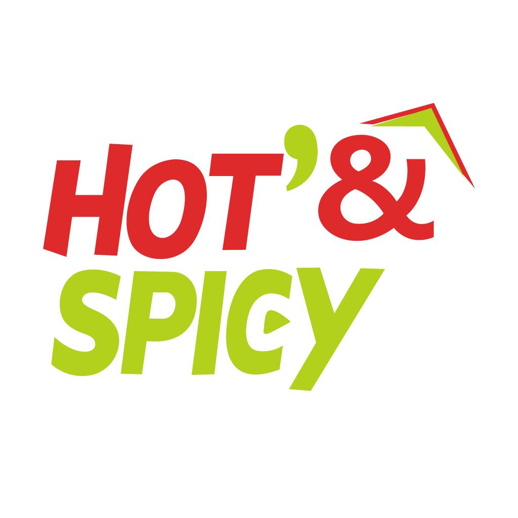 Hot & Spicy Online Takeaway Menu Logo