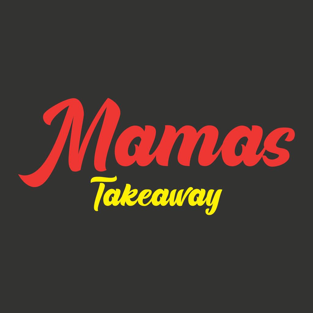 Mamas Takeaway  Online Takeaway Menu Logo