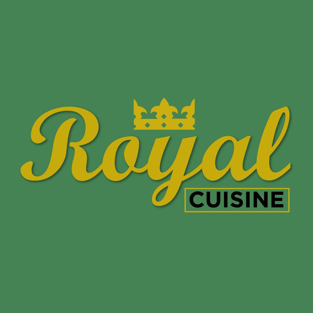 Royal Cuisine Online Takeaway Menu Logo