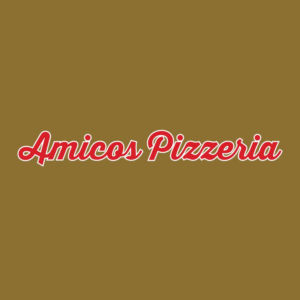 Amicos Pizzeria  Online Takeaway Menu Logo