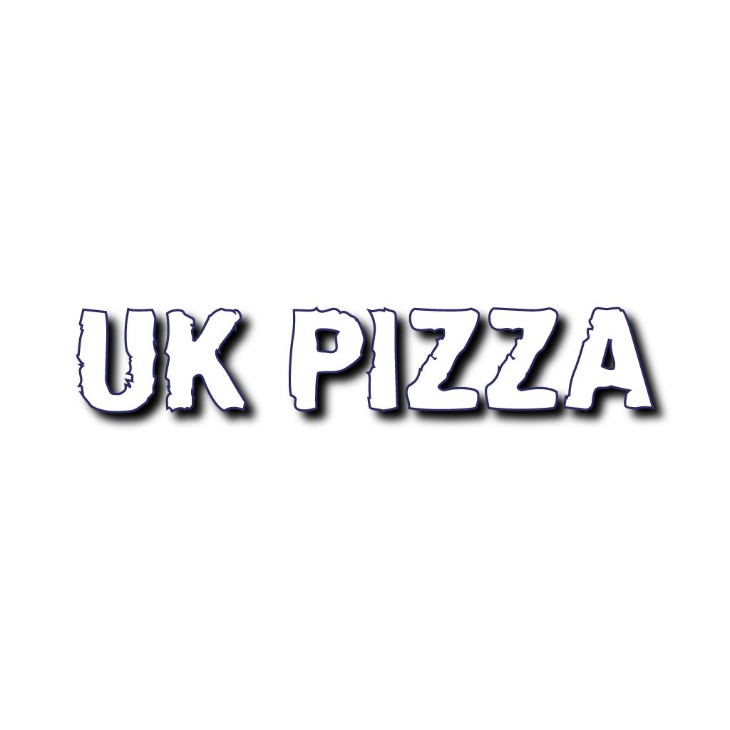 UK Pizza  Online Takeaway Menu Logo