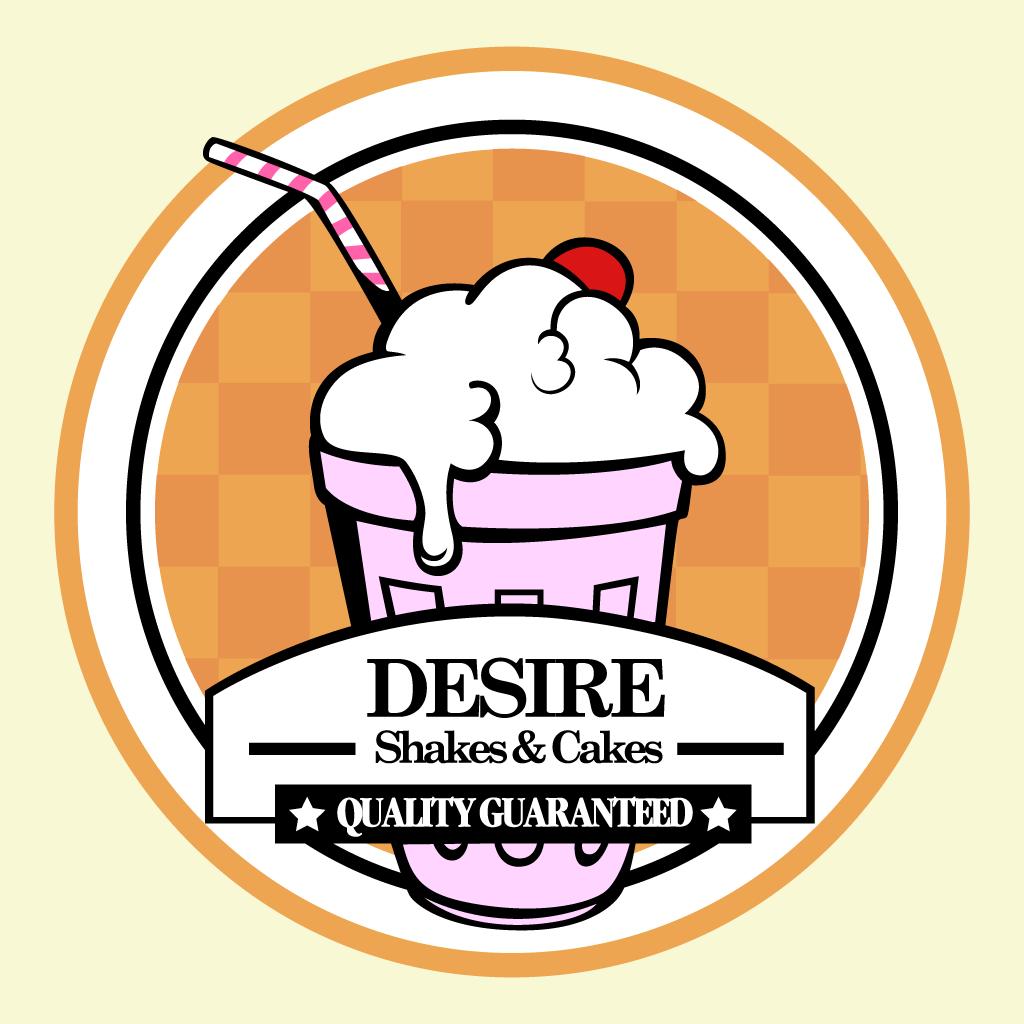 Desire Shakes - Rotherham  Online Takeaway Menu Logo