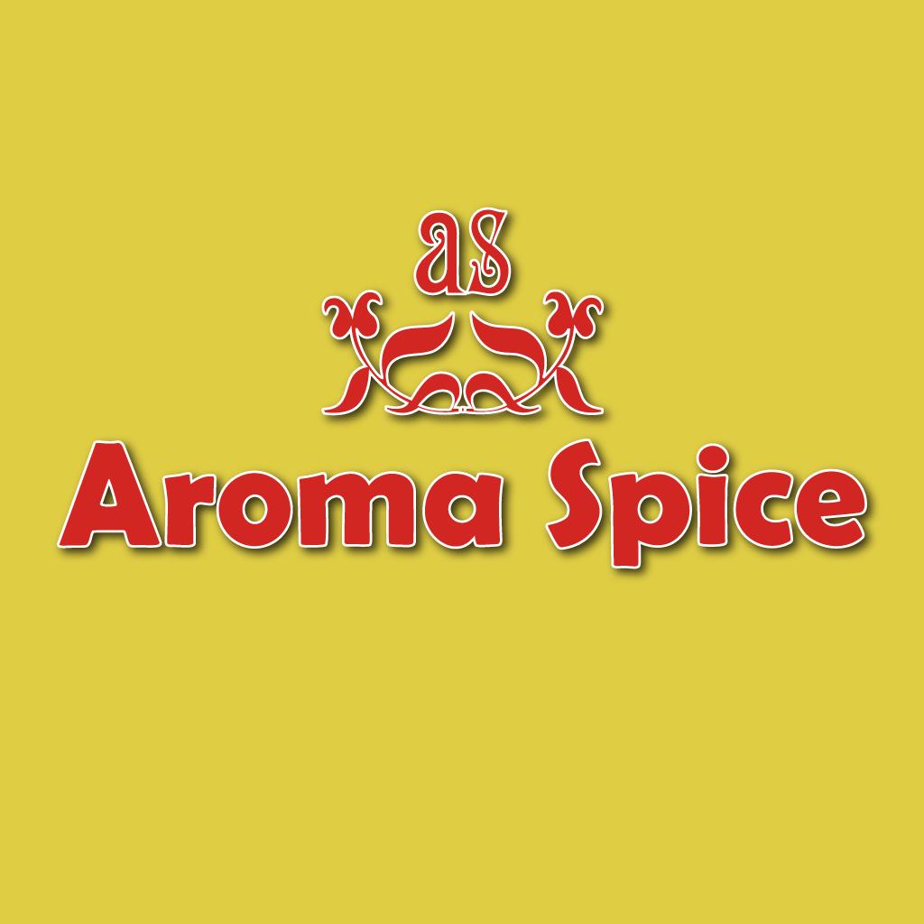 Aroma Spice  Takeaway Logo