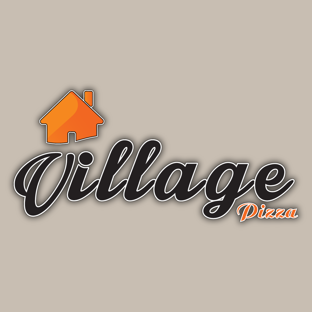 Village Pizza  Online Takeaway Menu Logo