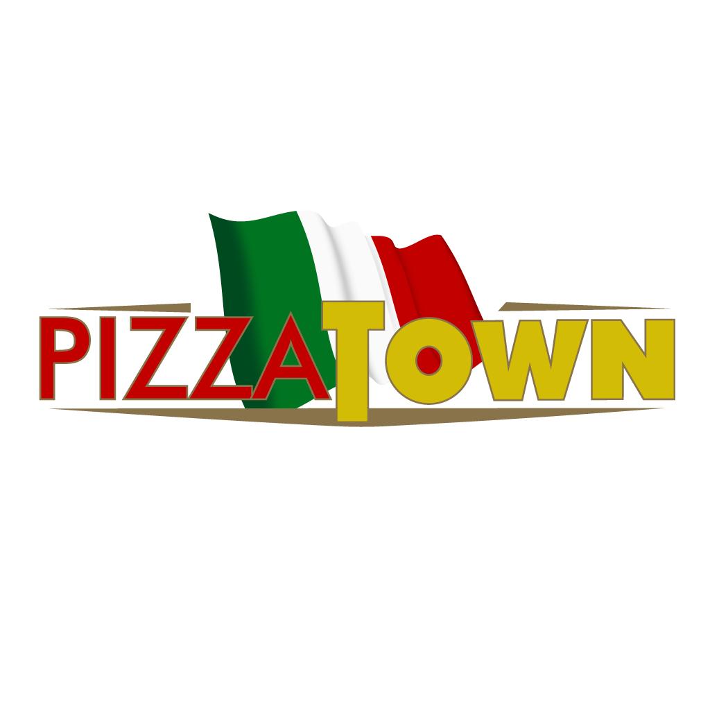 Pizza Town Online Takeaway Menu Logo