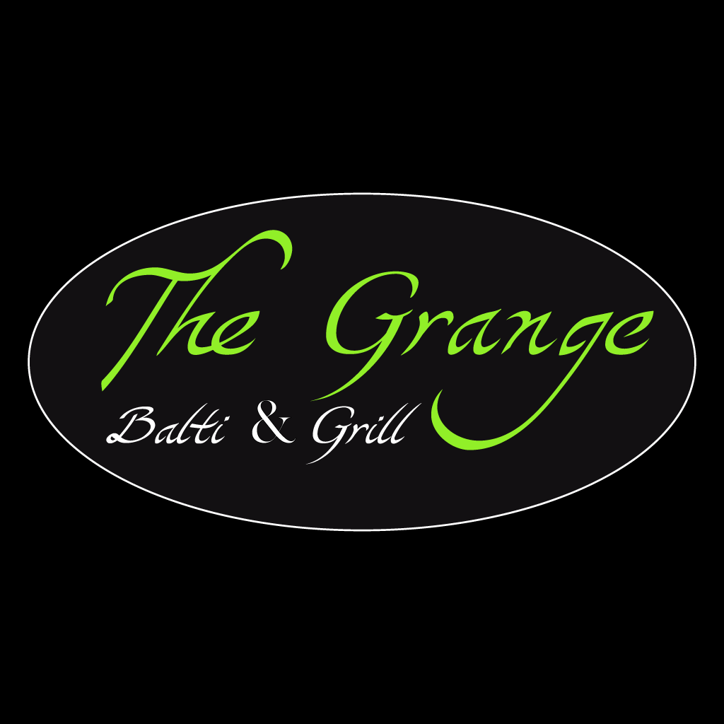 Grange Balti and Grill Online Takeaway Menu Logo