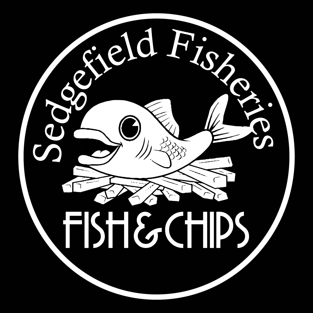 Sedgefield Fisheries Online Takeaway Menu Logo