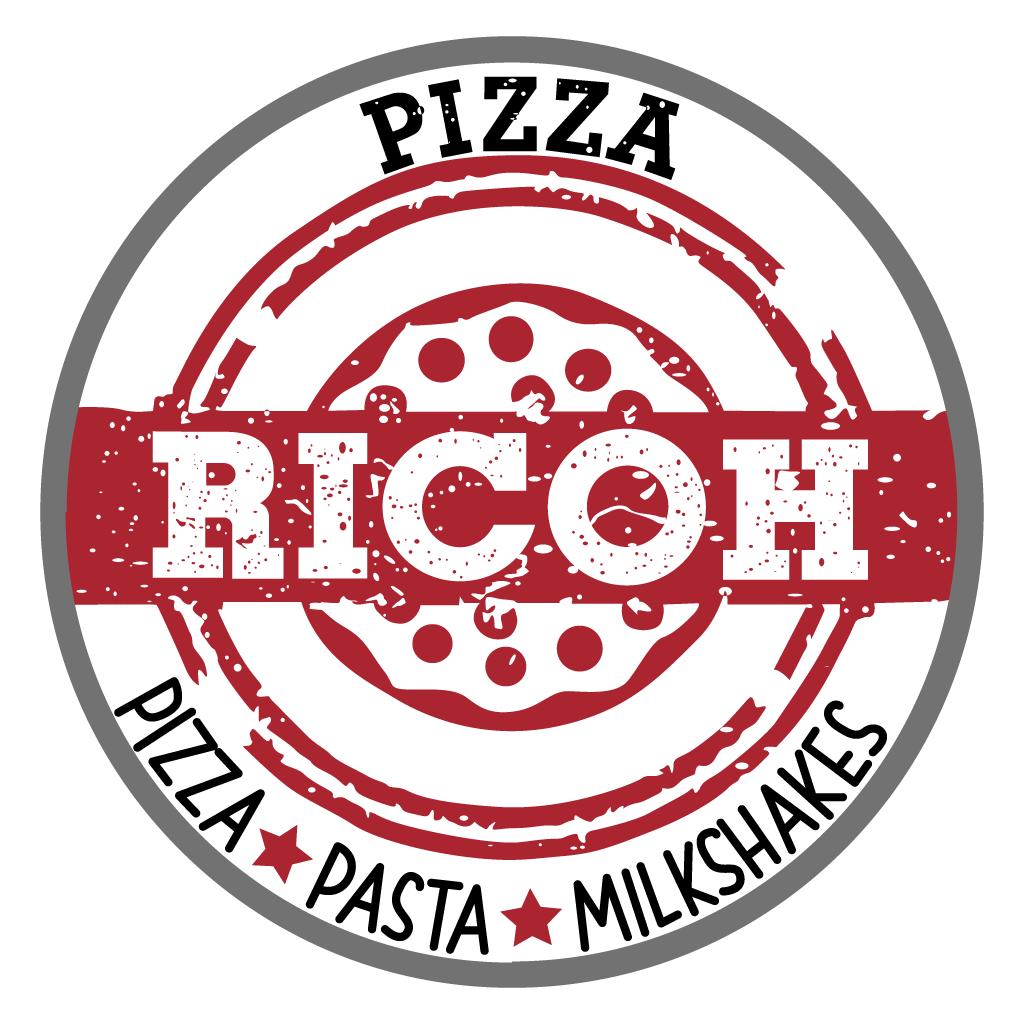Pizza Ricoh  Online Takeaway Menu Logo