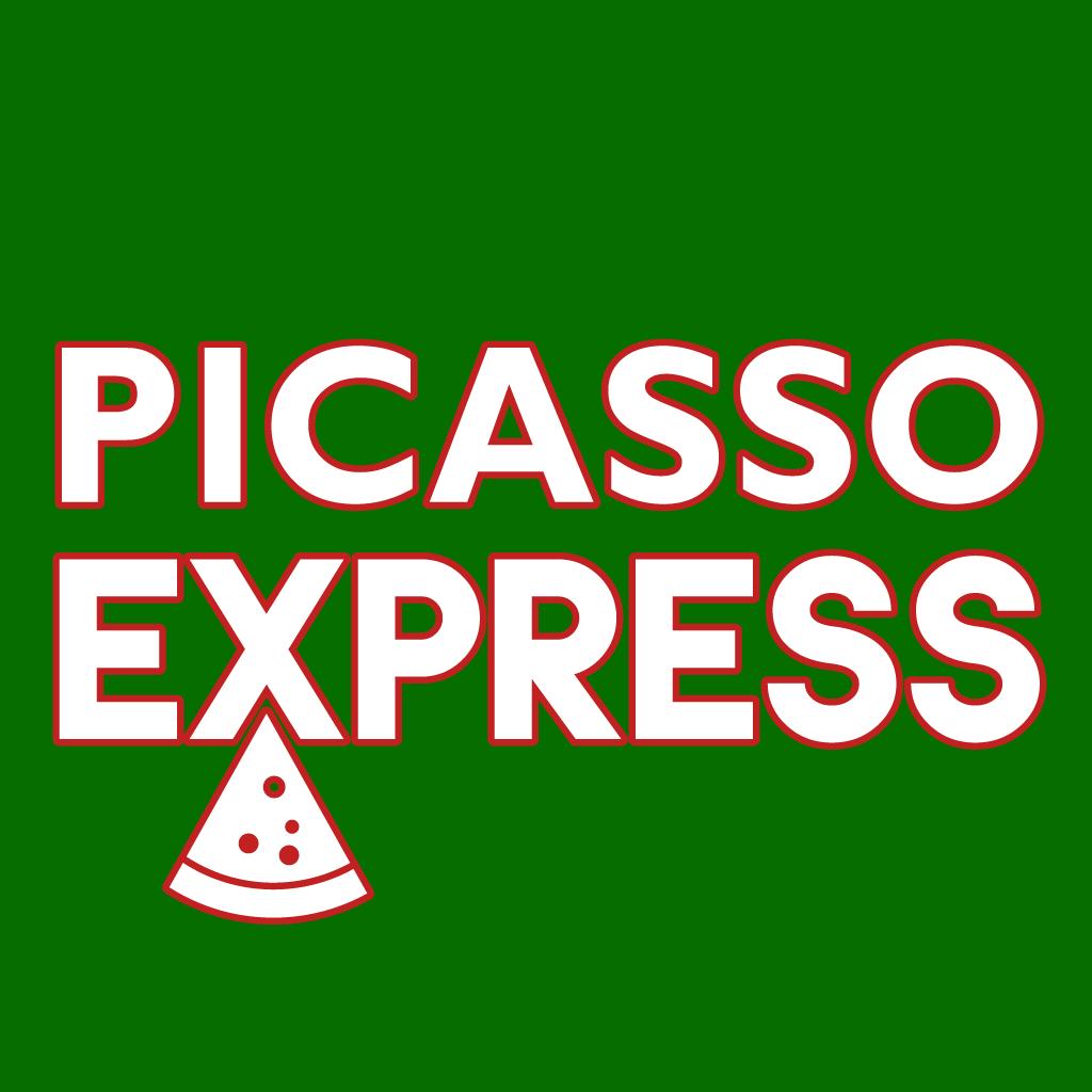 Picasso Express Online Takeaway Menu Logo