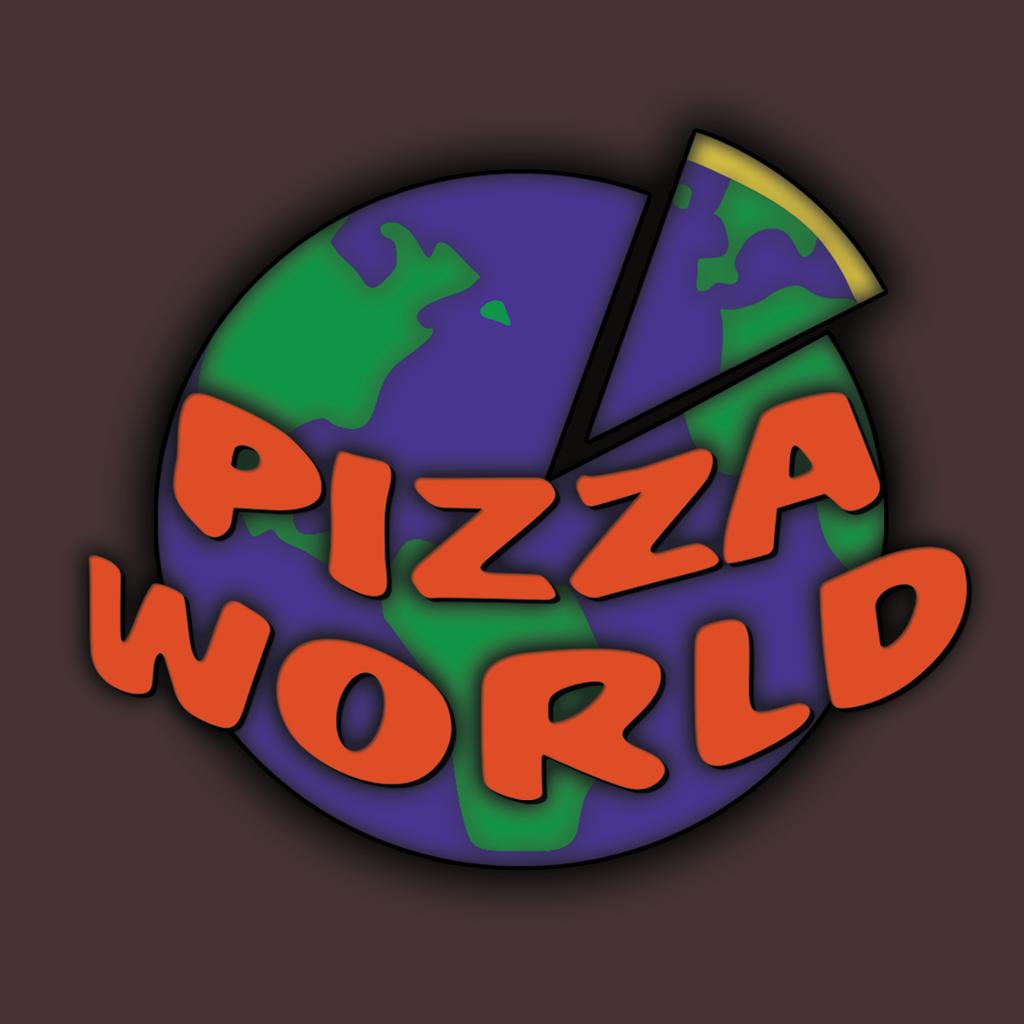 Pizza World  Online Takeaway Menu Logo
