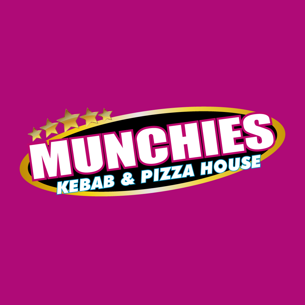 Munchies House Online Takeaway Menu Logo