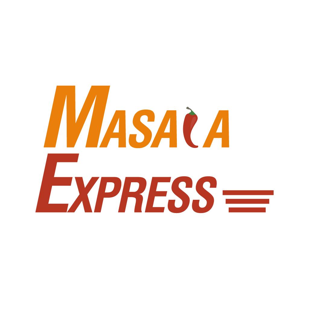 Masala Express  Takeaway Logo