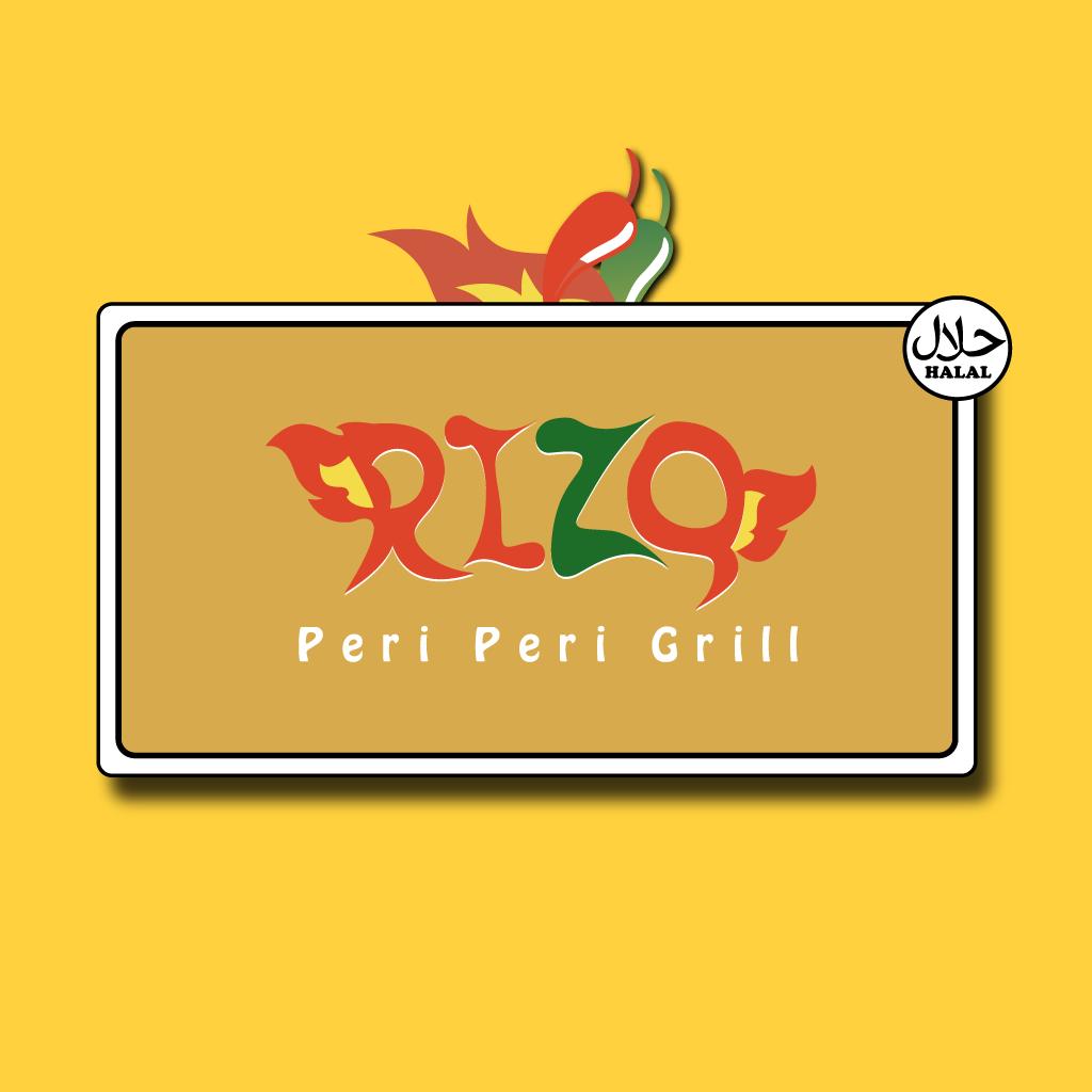 Rizq Peri Peri  Online Takeaway Menu Logo
