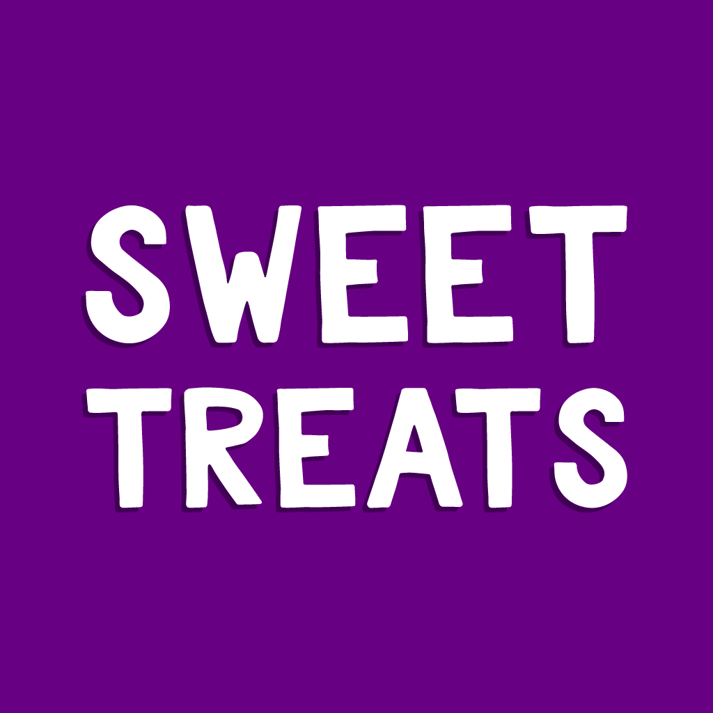 Sweet Treats Online Takeaway Menu Logo