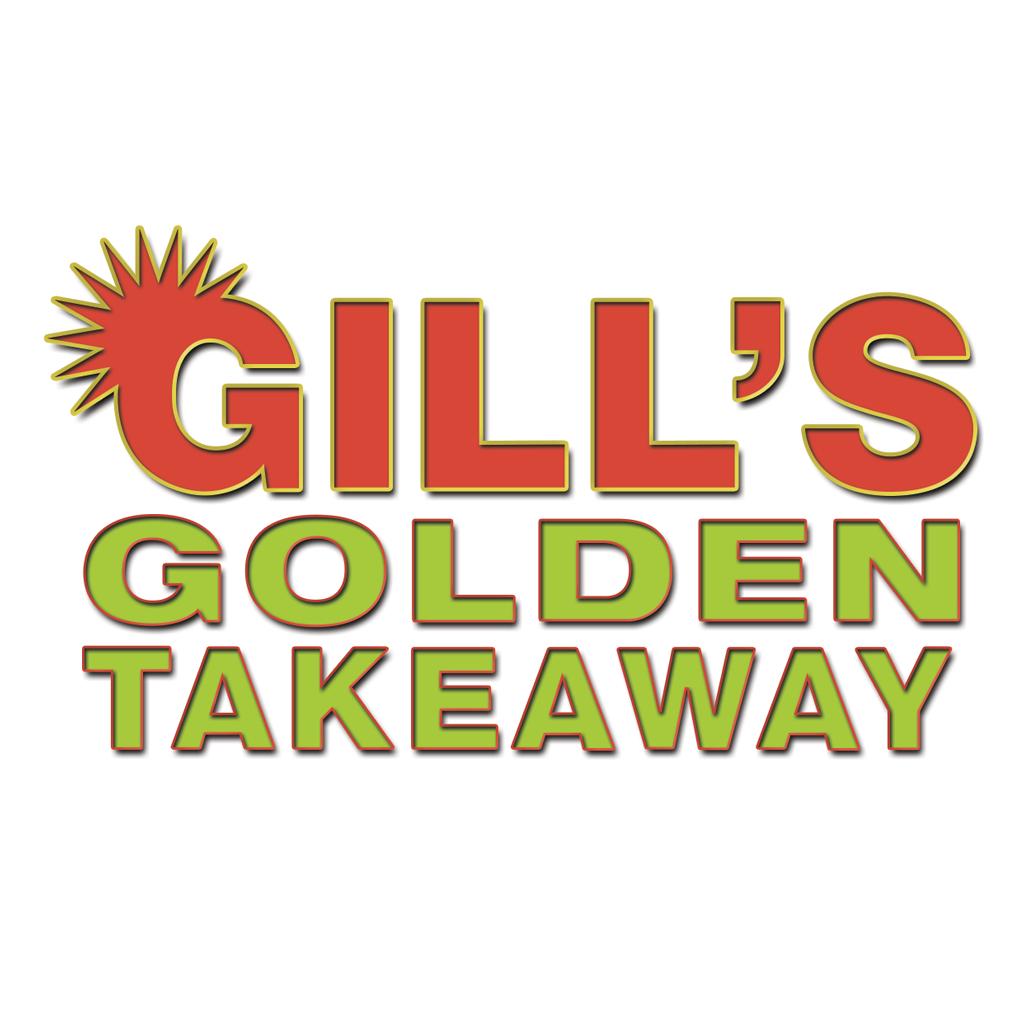 Gills Golden Takeaway  Online Takeaway Menu Logo