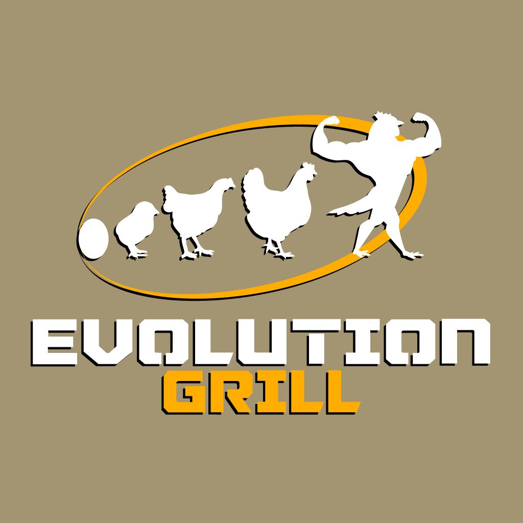 Evolution Grill Online Takeaway Menu Logo