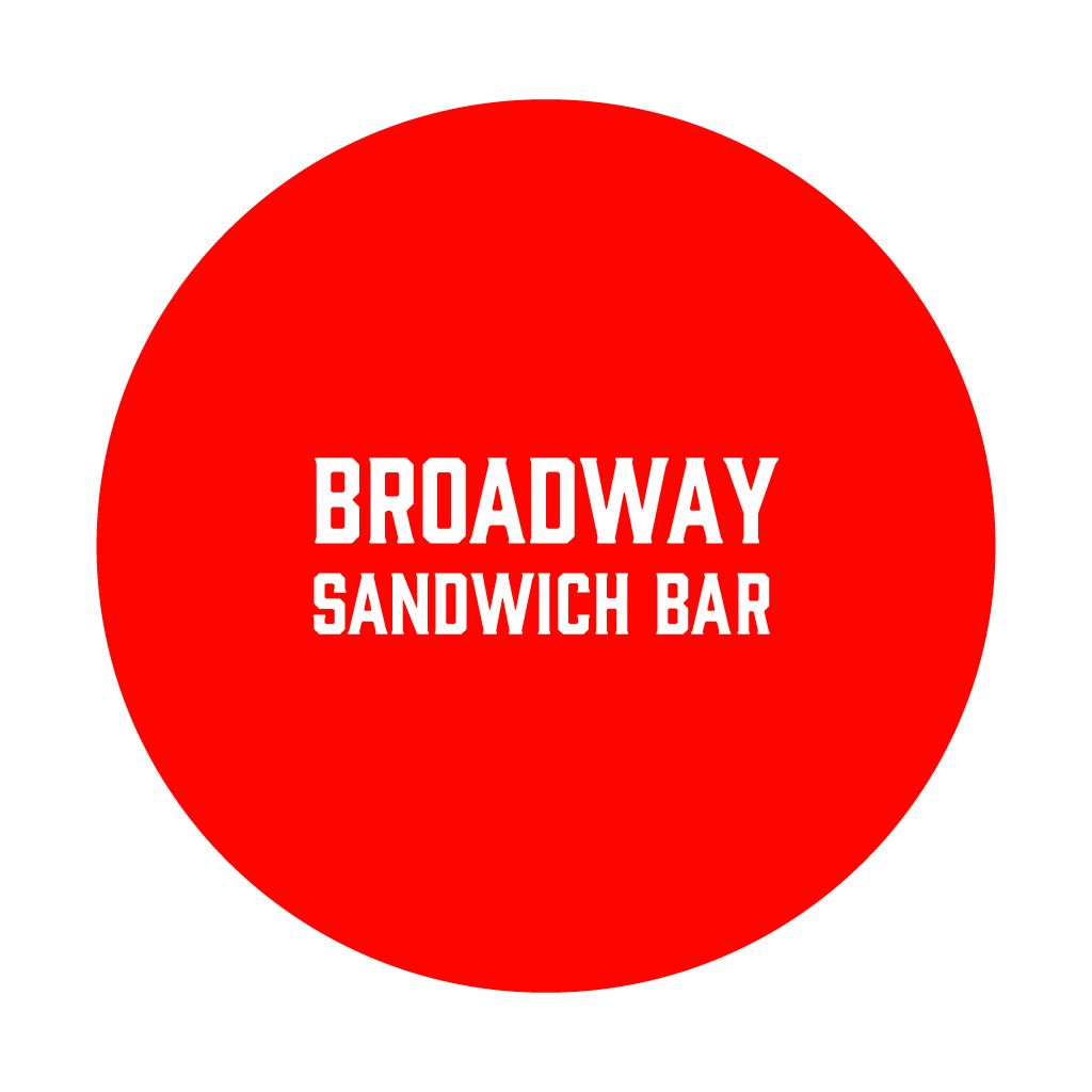 Broadway Sandwich Bar Online Takeaway Menu Logo