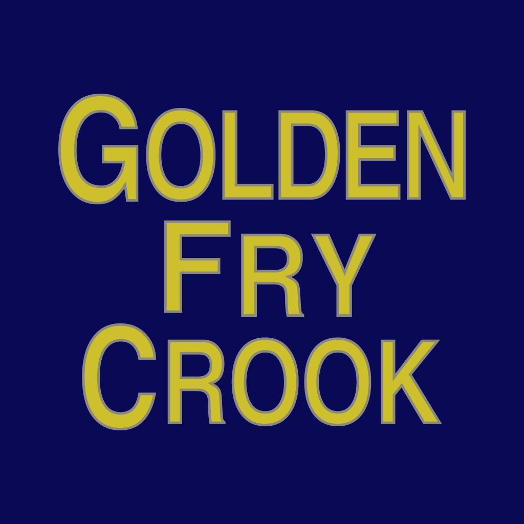 Golden Fry Online Takeaway Menu Logo