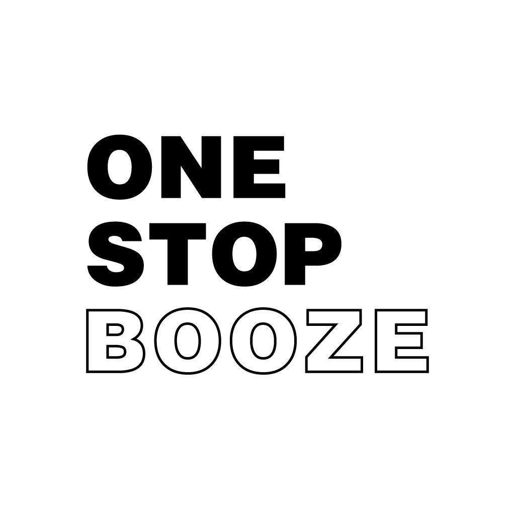 One Stop Booze Online Takeaway Menu Logo