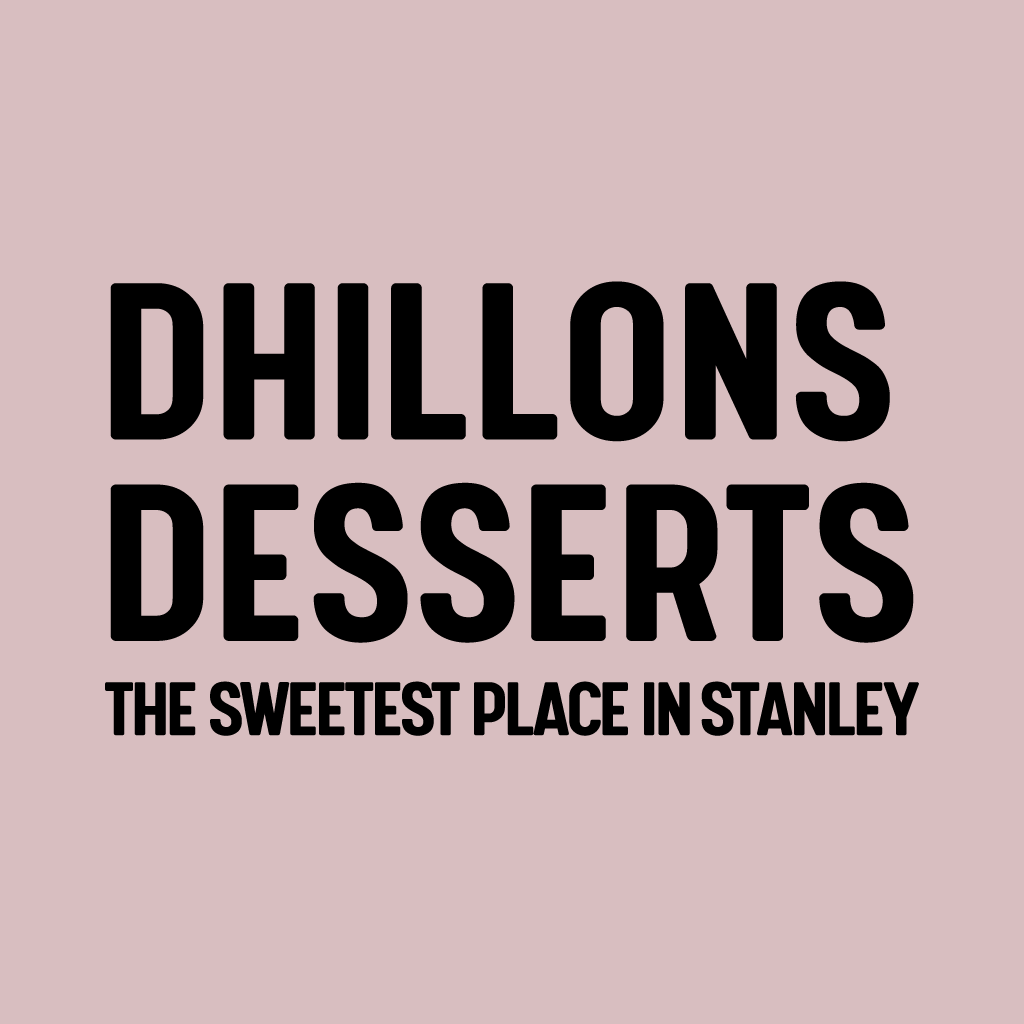Dhillons Desserts  Online Takeaway Menu Logo