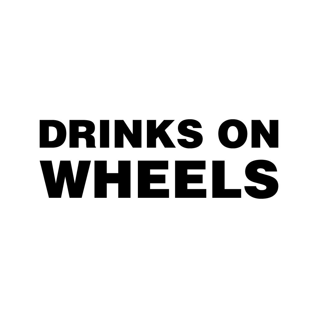 Drinks on Wheels  Online Takeaway Menu Logo