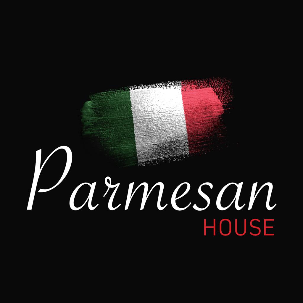 Parmesan House  Online Takeaway Menu Logo