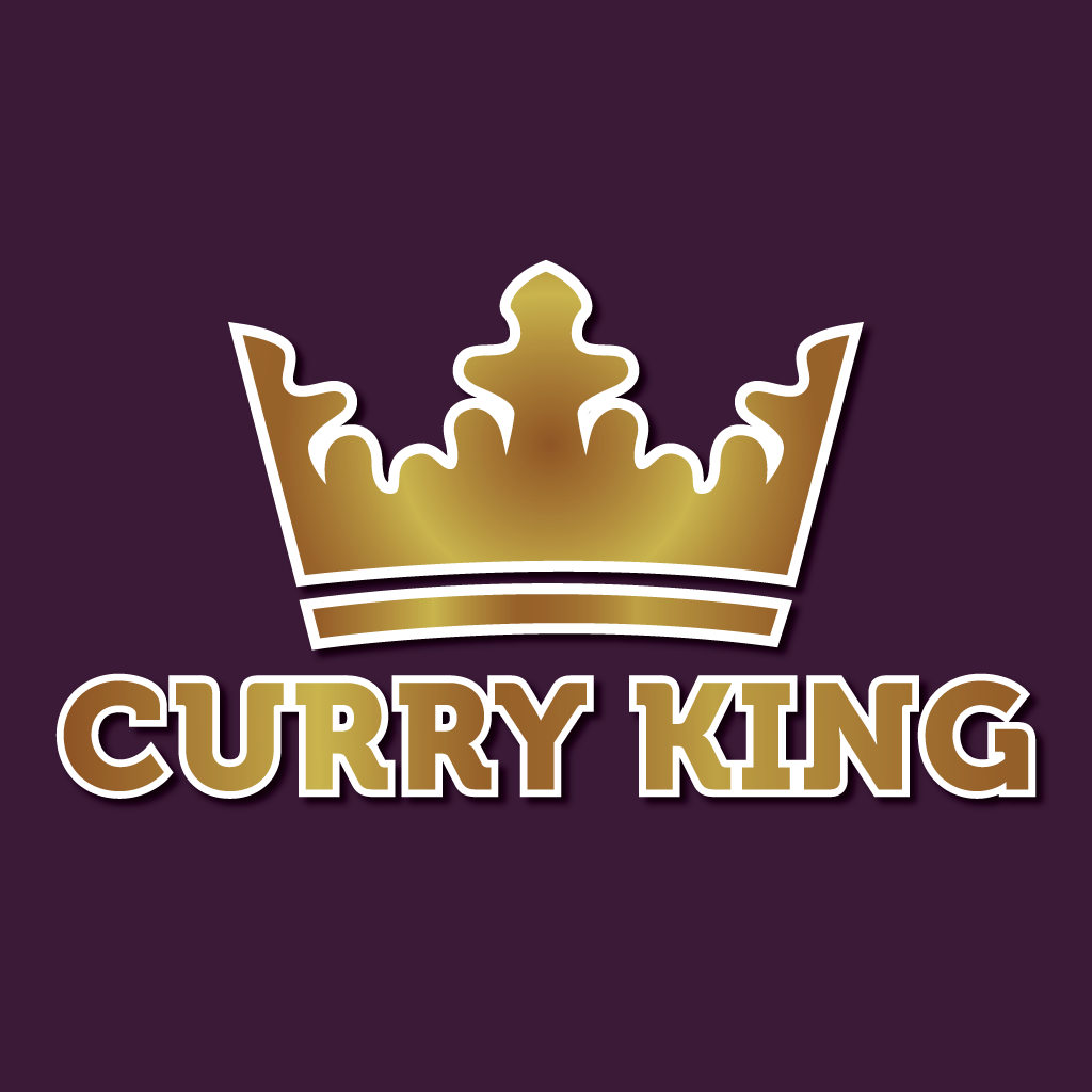 Curry King Online Takeaway Menu Logo