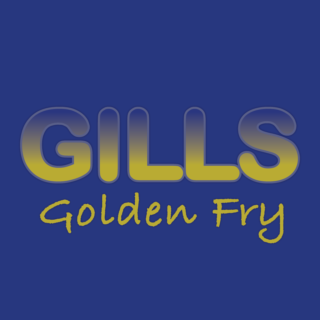 Gills Golden Fry  Online Takeaway Menu Logo