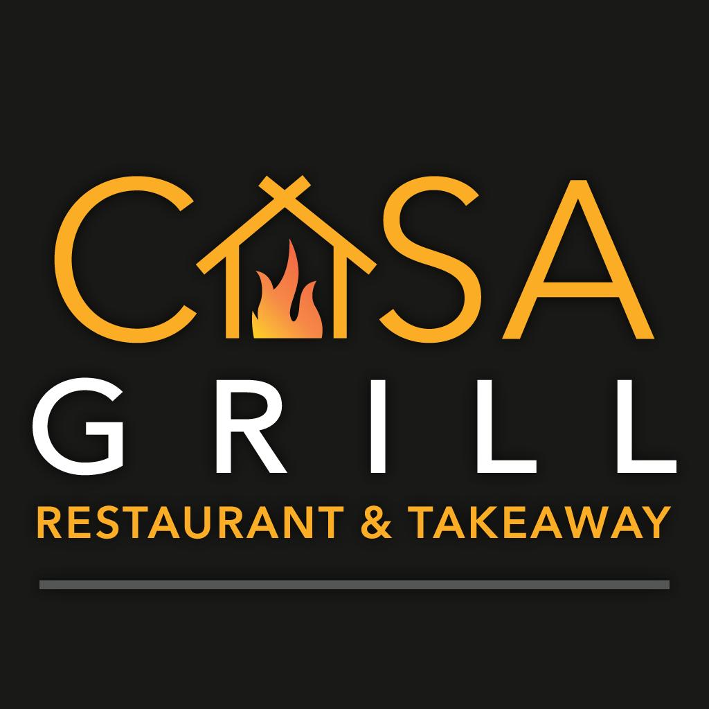 Casa Grill Online Takeaway Menu Logo
