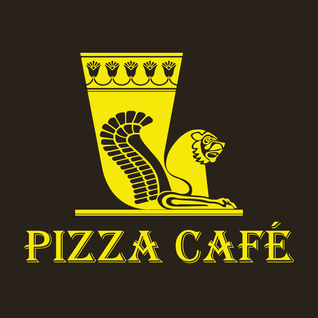 Pizza Cafe  Online Takeaway Menu Logo