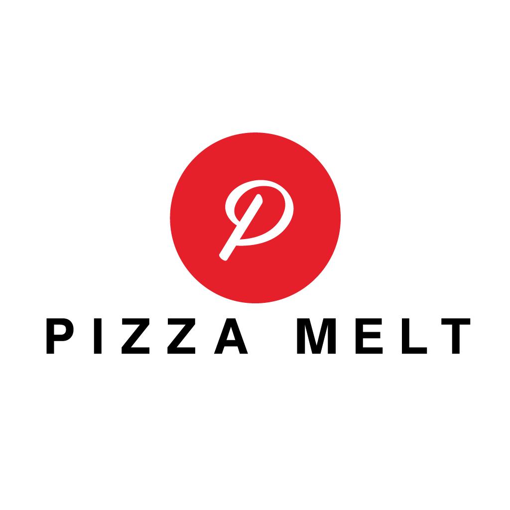 Pizza Melt Online Takeaway Menu Logo