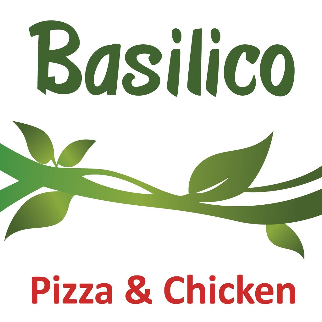 Basilico Pizza Online Takeaway Menu Logo