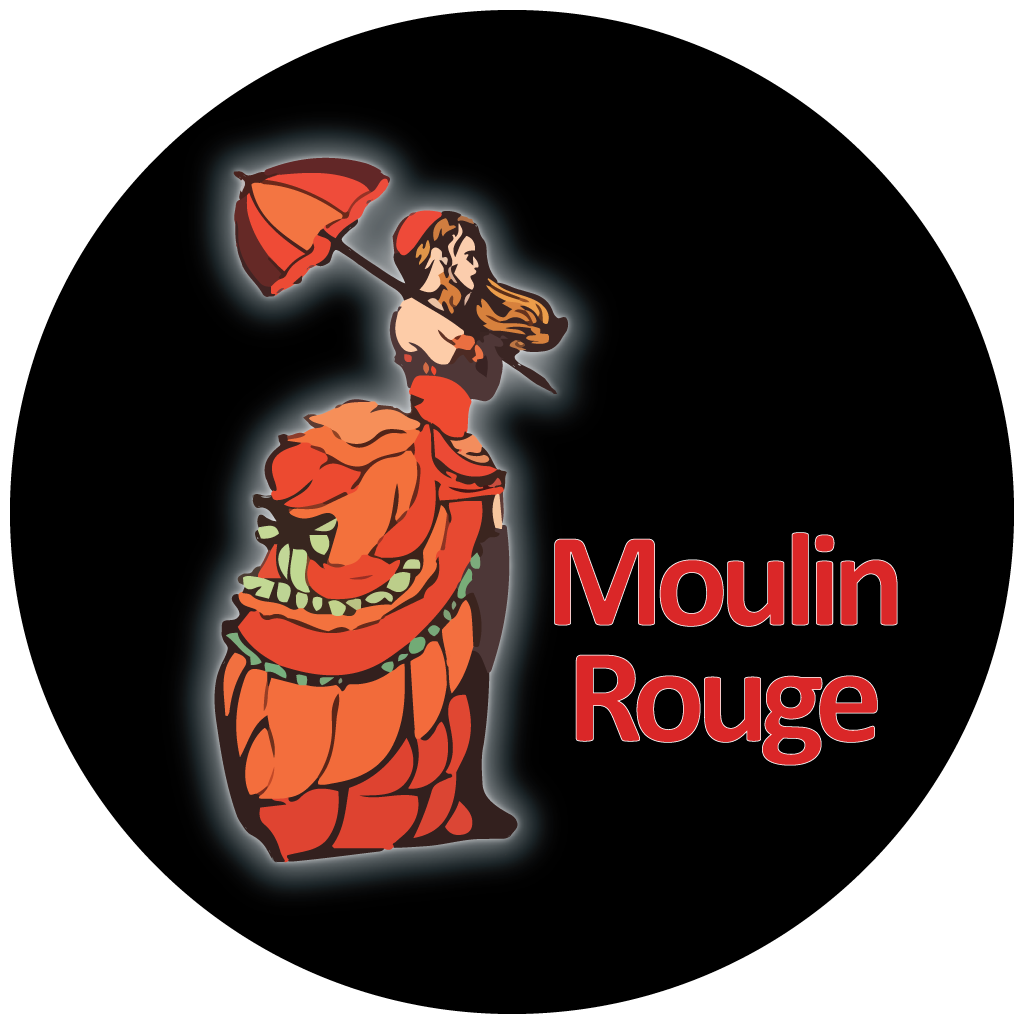 Moulin Rouge Cafe & Grill Online Takeaway Menu Logo