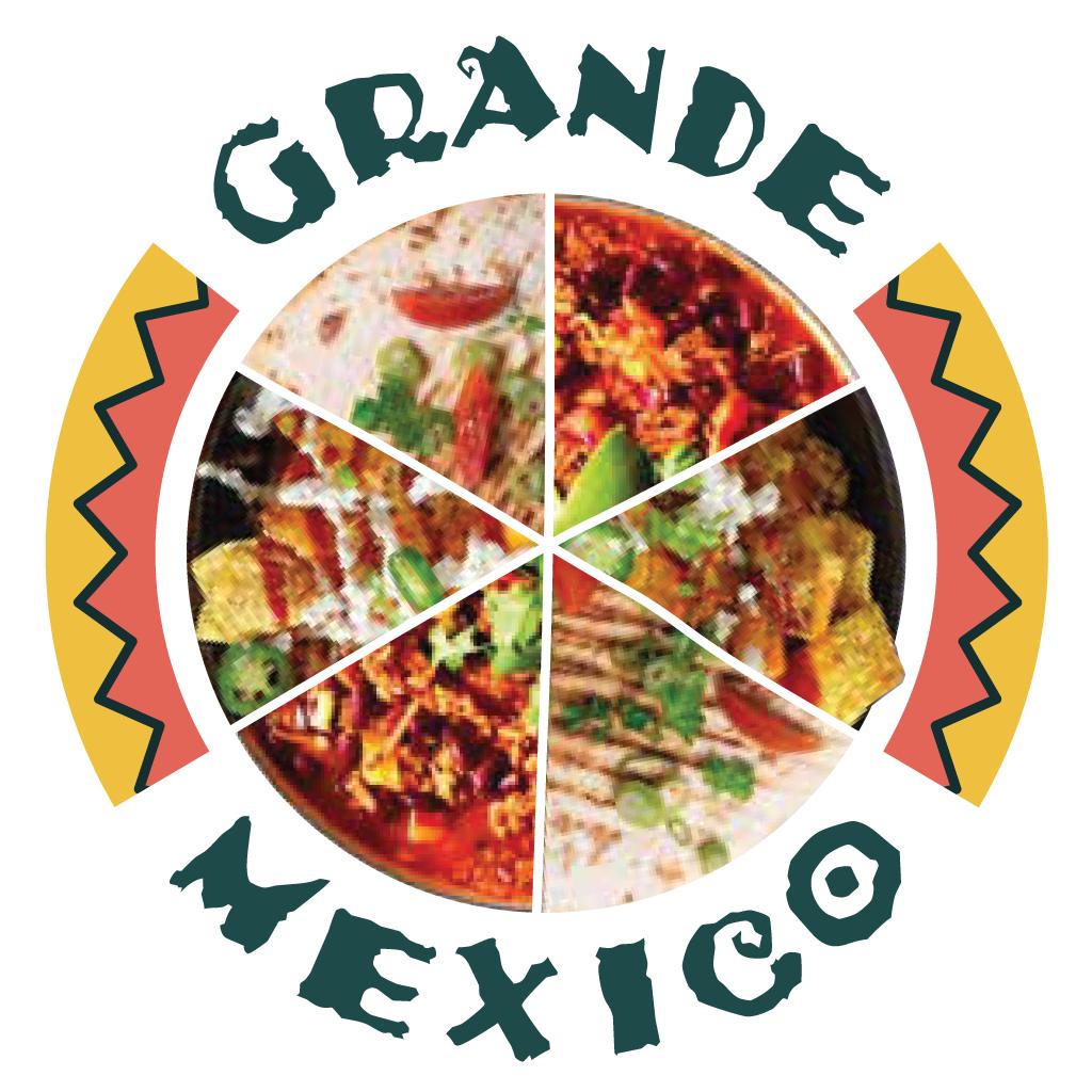Grande Mexico Online Takeaway Menu Logo