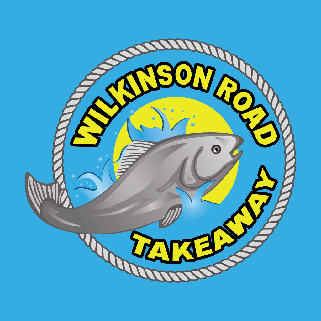 Wilkinson Road Fish and Chips Takeaway Online Takeaway Menu Logo